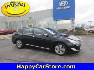 The all new 2013 Hyundai Sonata Limited Hybrid